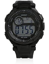 Horo (Imported) Digital Water Resistant Wrist Watch 18 Months Warranty (Japan Battery) 26x74 26x122MM