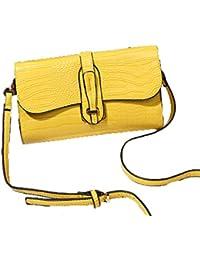 76b4803462 Deaman Adorabile Casual Moderni Zaino Monospalla Petto Donne Sling Bag  Outdoor Cerimonia Borse Spalla Pelle PU