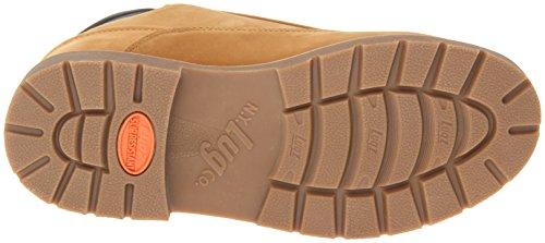 Lugz Monster Mid Simili daim Chaussure de Travail Golden Wheat-Bark-Cream-Gum