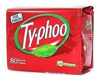 Typhoo Tea, 80 Bags Per Pack
