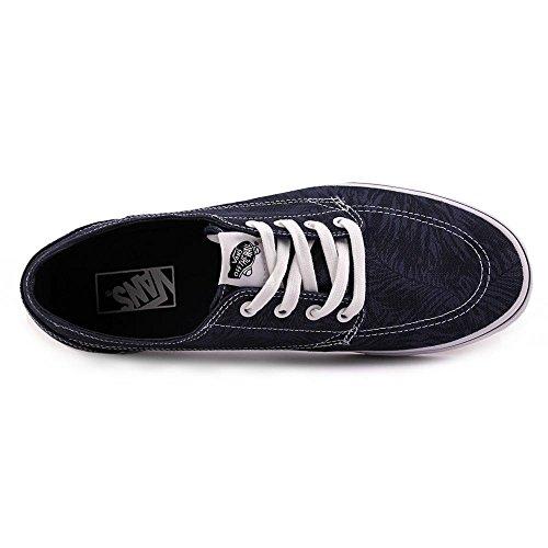 Vans Brigata Herren Sneaker Blau Bleu