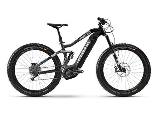 Haibike Xduro nduro 6.0 27,5 Pulgadas i500wh Bosch 12 V Negro Talla 44 2019 (EMTB Enduro)