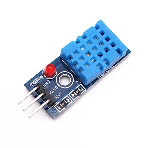 daorier Arduino kompatibel DHT11Analog Temperatur und Luftfeuchtigkeit Sensor -