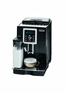DeLonghi ECAM 23.450.B Kaffee-Vollautomat Cappuccino (1.8 l, 15 bar, integriertes Milchsystem , IFD System)