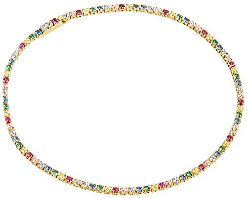 Sif Jakobs Jewellery Damen-Armband Ellera 18 cm SJ-B2869-XCZ(YG)/18
