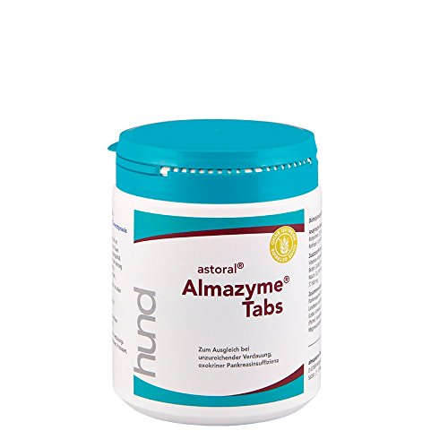 Astoral Almazyme Tabs, 500 Tabletten