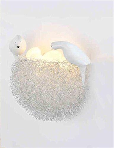 lampe murale Lampe de Poche intérieure à économie d'énergie - LED Aluminium Protection des Yeux personnalité créative Applique Chambre d'enfant Chambre d'enfant Applique - 1 lumière