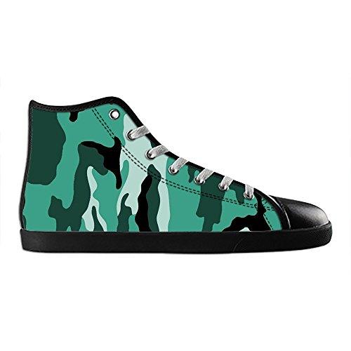 Lace schuh turnschuhe Shoes E Segeltuchschuhe Leinwand Men's Canvas up Schuhe Tarnung Dalliy High top Sneakers TCqXt7Own