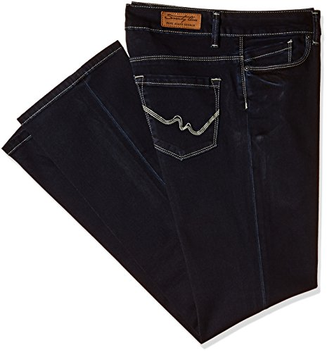 Pepe Jeans London Women's Relaxed Jeans (PIL0001473_Blue_28)