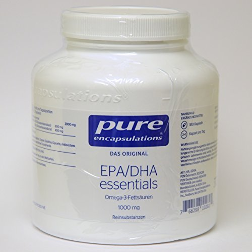 Pure Encapsulations Epa/dha essent.1000mg Kapseln 180 stk