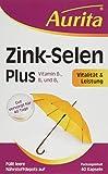 Aurita Zink-Selen Plus 40 Kapseln, 1er Pack (1 x 15 g)