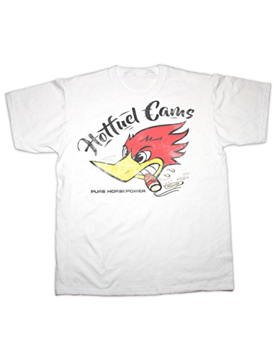 Hotfuel-Ton Smith T-Shirt. alle Größen, 100% Baumwolle (Ton Smiths)