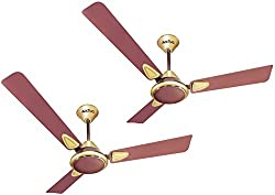 ACTIVA 48 INCHES 5 STAR***** CEILING FAN GALAXY-2 1200 mm - PACK OF TWO