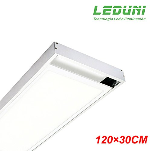 LEDUNI Marco Panel LED Empotrable Kit Superficie Panel
