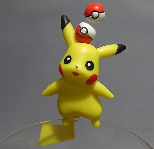 Pokemon X Y Edge of the Cup Puttito Pikachu Figure 5