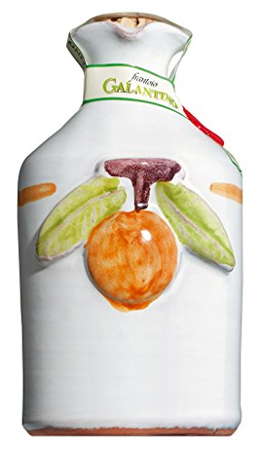 Extra Virgin Oliven Orange (Olio all'arancia, Olivenöl mit Orange)