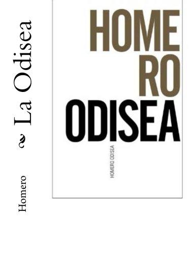 La Odisea por Homero