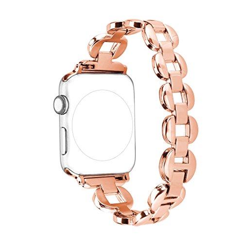 Rosa Schleife Apple Watch Band