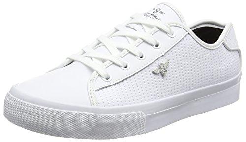 Creative RecreationKaplan Ripple - Scarpe da Ginnastica Basse uomo Bianco (White/White Ripple)