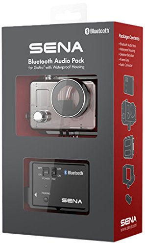 Preisvergleich Produktbild Sena GP10-02 Bluetooth Audio-Pack & Zubehör für GoPro-Kamera