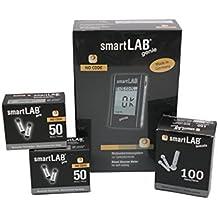 smartLAB genie Glucometro Bundel para la auto-pagadores