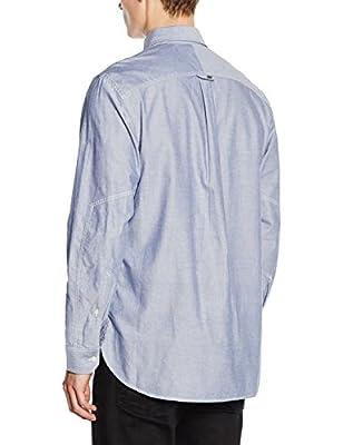 G-Star RAW Men's Oxford Btd Casual Shirt