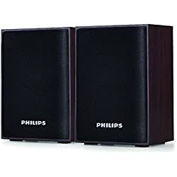 Philips SPA-30 2.0 Channel Multimedia Speakers System (Black)