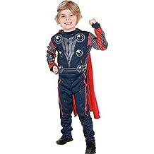 The Avengers - Disfraz de Thor para niño, talla S (3 - 4 años) (881310S)