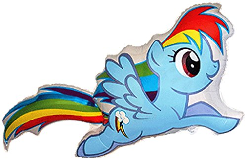 my-little-pony-rainbow-dash-frustrar-globo-forma-20-51cmh-x-38-97cm