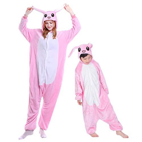 DEBAIJIA Pijama Animal Niños Niñas Disfrace Franela