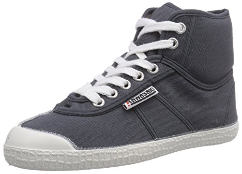 Kawasaki Rainbow basic, Sneaker, Donna, Grigio (Dark Grey wht sole/644), 37