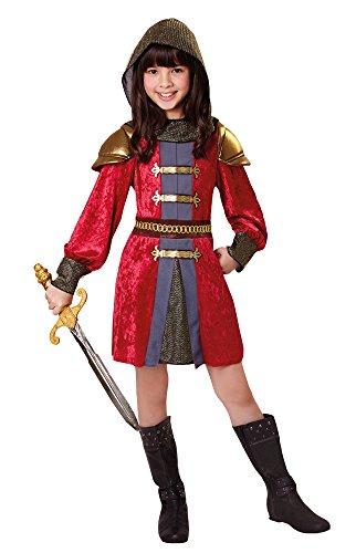 Bristol Novelty Traje Princesa Caballero (L) Edad aprox 7-9 años