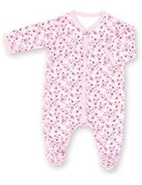 Bemini by Baby Boum Jersey Pyjama (Newborn, Lizie 47 Darling)