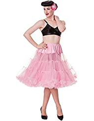 XYX enagua tutú enagua de la boda accesorios de la boda Enaguas Falda paseo Tutu vestido de rockabilly retro longitud de la enagua de la vendimia lolita enagua de deslizamiento
