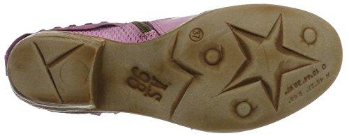 A.S.98 Haiti, Santiags femme Violet (Confetto)