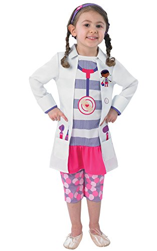 Rubies 3889549 - Doc Mc Stuffin Child, M
