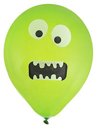 8-lustige-grune-monster-party-luftballons