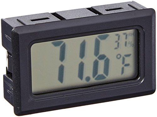 Avianweb Digital Thermo Hygrometer, Mini, Black Test