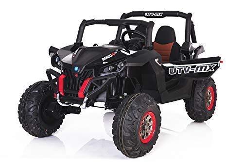 RIRICAR RSX Buggy TT con 2 Asientos, Control Remoto