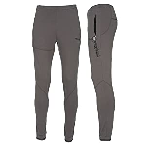 Yogamasti Yoga-Pants Men Sacred Tattoo, Grey