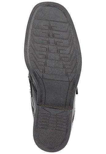 Comfortabel Herren-Slipper schwarz (1) schwarz