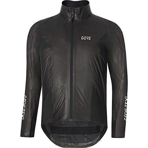 Gore Wear Herren C7 Tex Shakedry Stretch Jacke, Black, XL