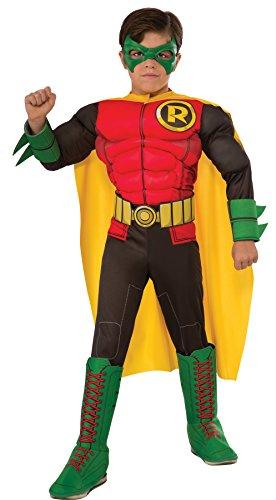 ld Robin Fancy dress costume Medium (Deluxe Robin Kostüme Für Kinder)