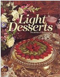 Light Desserts by Beatrice Ojakangas (1989-10-26)