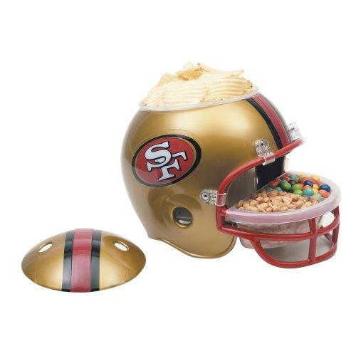 NFL Snack-Helm San Francisco 49Ers