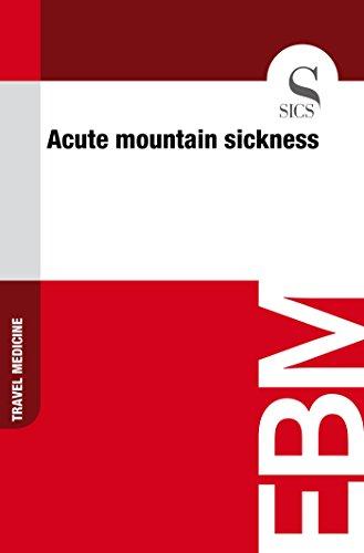Acute Mountain Sickness por Sics Editore epub