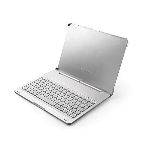 DYHM Bluetooth-Tastatur Smart Tablet for die Hülle Drahtlose Bluetooth-Tastatur mit Hintergrundbeleuchtung Ultradünne Bluetooth-Tastatur (Ipad Keyboard Mini Three)