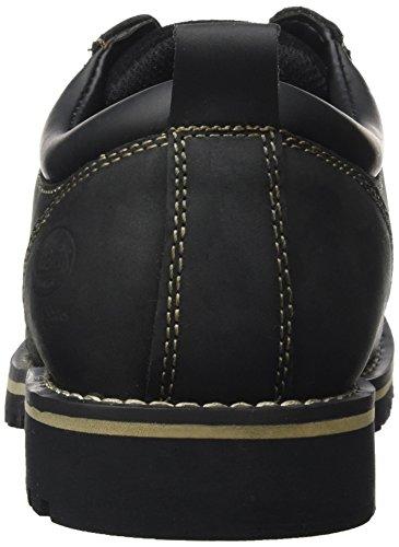 Dockers by Gerli 39wi010-401100, Sneakers Basses Homme Noir (Schwarz)