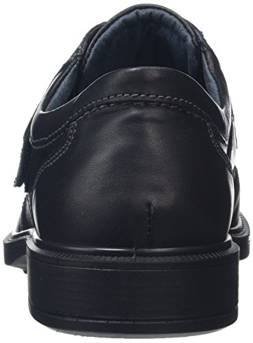 Josef Seibel Harry 01, Mocassini Uomo Nero (Nero (Nero 600))