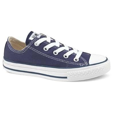 Converse - All Star Baskets - ALL STAR CANVAS OX - Taille EUR 41½ - Couleur Bleu foncé